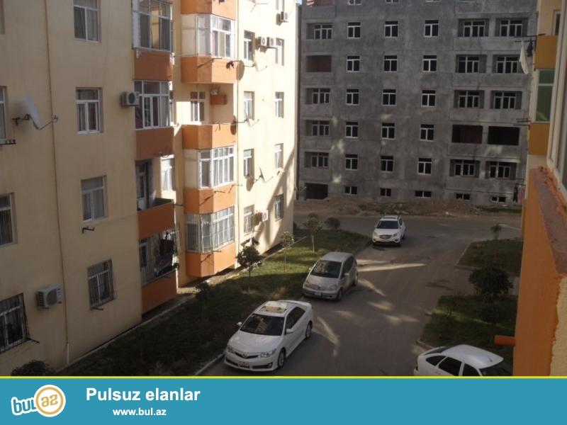2  otaqlı – Mənzilin sahəsi – 83 kv.m<br /> Abşeron rayonu , Masazır qəsəbəsində Qurtuluş da ...