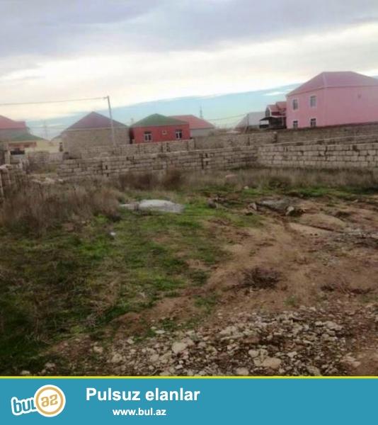 <br /> TƏCİLİ !! TƏCİLİ!! TƏCİLİ !! Bazar qiymətindən ucuz!! Savxoz Ramani (yeni qəsəbə)(16 hektar deyilen erazi) 2...