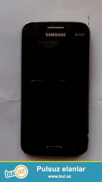 Samsung Galaxy Star 2 Plus Duos satiram ela veziyyetdedir hec bir problemi yoxdur Whatsap youtube her bir proqrami acir Karopkasi adaptoru var