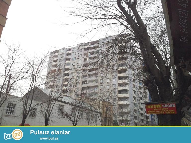 СРОЧНО !!! НОВОСТРОЙКА !!!  Сдаётся 2-х комнатная квартира,  в близи метро Низами, рядом с Каспиан Плаза, (6-параллель) , Этаж 11/15...
