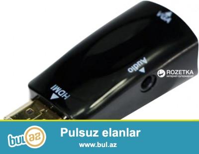HDMI - VGAsatlir