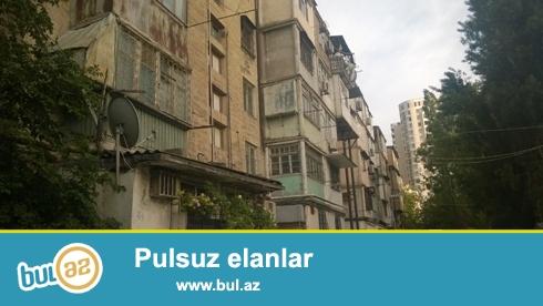 Elmlər Akademiyasında, BDU-dan  1 dayanacaq aralı (500 metr), Turan mehmanxanasının yanında 2 otaq  mənzil icarəyə verilir...