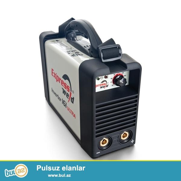 ExpressWeld Inverter 161-Ultra Qaynaq Aparatı satılır...