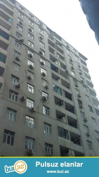 Ясамальский район, 6 параллельная, сдаётся 3-х комнатная квартира...