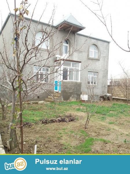 sabuncu Rayonu Zabrat Kurdaxani yolun ustu 8 sot torpagin icinde 7 otaqli ev super temirli evin kv 220...