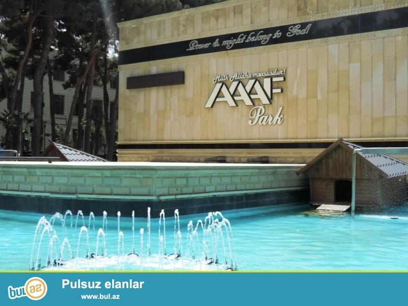 Xırdalan şəhəri,AAAF park yaşayış kompleksində inşaa olunan 16 mərtəbəli binanın 6-cı mərtəbəsində 1 otaqlı mənzil satılır...