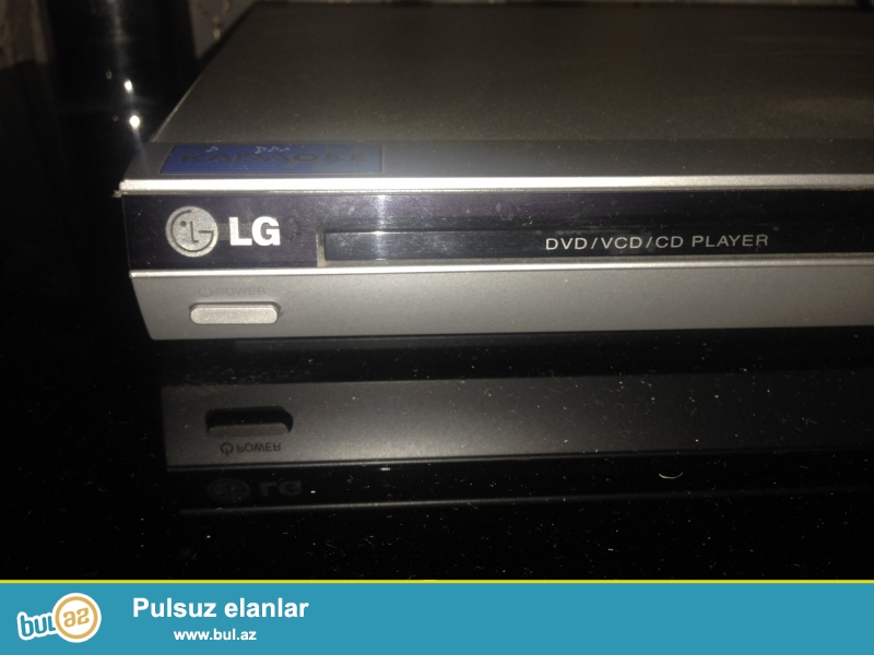 DVD LG firmasinindir ela veziyyetdedir