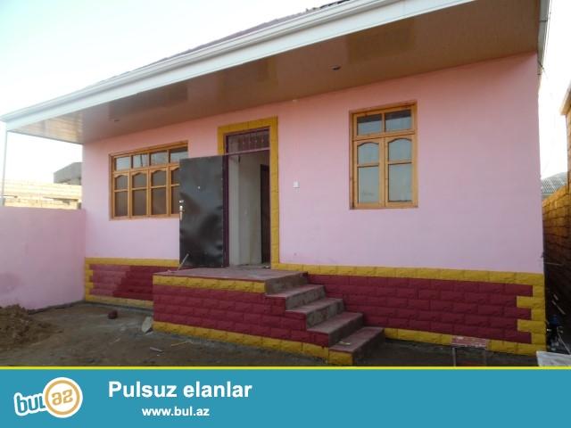Maştağa qəsəbəsi  tam merkezde Lider marketle uzbe uz  3 otaqlı həyət evi satılır...