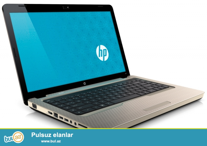 HP-Compaq G62 <br />