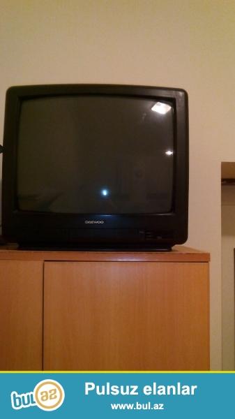 Daewoo televizoru satılır ucuz qiymete. televizor gənclik metro stansiyasının yaxınlığındadı.