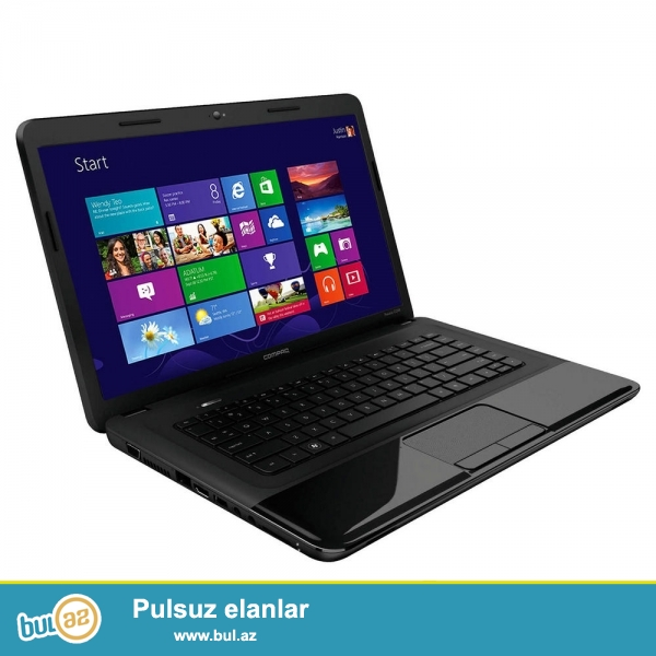 HP-Compaq CQ58 <br />