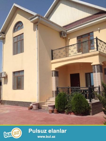 Сабаильский район посёлок Бадамдар. Сдаётся 5 комнатная квартира...
