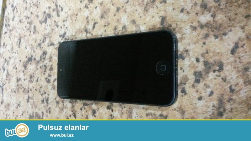 Iphone 5. Yaxsi veziyyetdedi.Super zaryadka saxlayir...