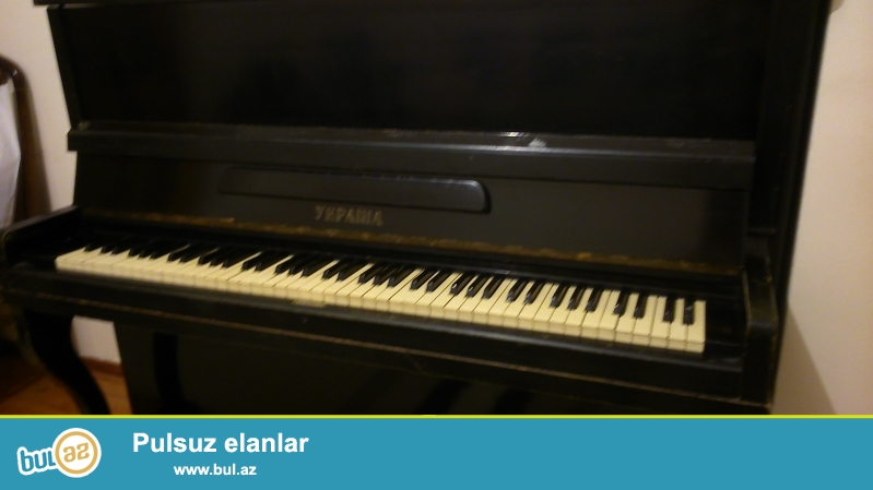 pianino-Ukraina satilir<br />
