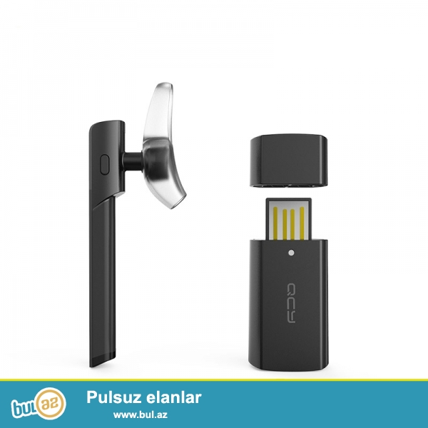 Yeni.çatdırılma pulsuz<br /> 2 Telefona Eyni anda qoshula bilen və əlavə poverbanklı blutuz qulaqcıq<br /> Xüsusiyyətləri:<br /> CRS Bluetooth V4...