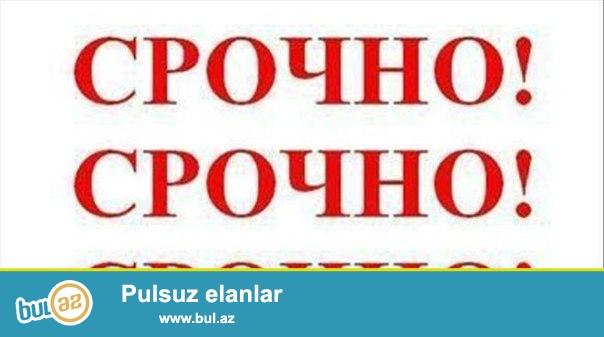 Ali və orta təhsilli xanımlara və bəylərə iş imkani...