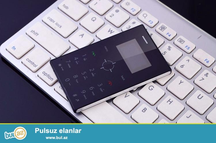 Əsənliklər bu dəfə sizə İfcane firmasnn E3 modelli telefonunu təqdim edirik...