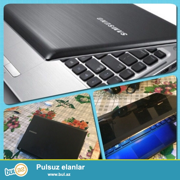 Samsung N350 (netbuk)<br /> Pro:Intel Atom<br /> Ram:2GB<br /> Vga:Intel<br /> Screen:10...