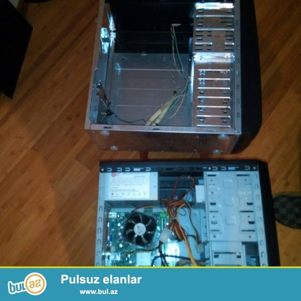Evlərdə və ofislərdə Stolüstü komputer keyslərinin yığılması və gücləndirilməsi...
