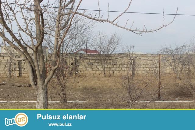 Sabunçu rayonu Savxoz Ramana qəsəbəsi, Daş karxanası deyilən əraziyə yaxın, 166 nömrəli marşurut yoluna yaxın,4 sot torpaq sahəsi satılır...