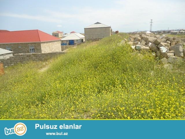 Sabunçu rayonu Zabrat 1 qəsəbəsində Dəmir yolunun yaxınlığında 3 sot torpaq təcili satılır...