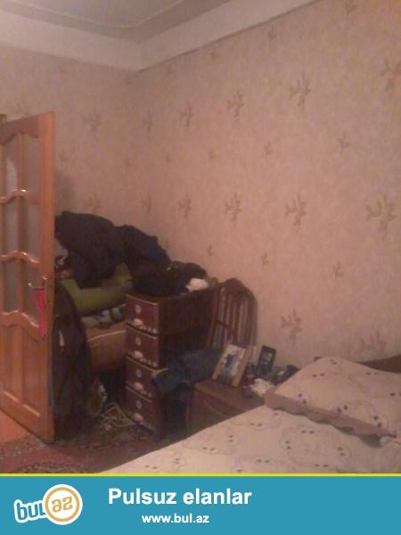 Bineqedi rayonu 6mkr Alvadi marketin yaxinligi proekt panel lelinqrad 9/6 binada qaz su isiq merkezi istilik daimdir...