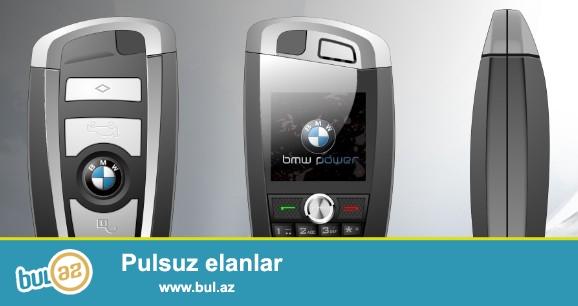 Yeni.çatdirilma pulsuz.Mini brelok telefon<br /> Şəbəkə:GSM<br /> Nömrə sayı:1 nömrəli<br /> ROM: