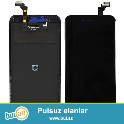 Iphone 6 6+ ekran sensor satilir tam orjinaldi<br />