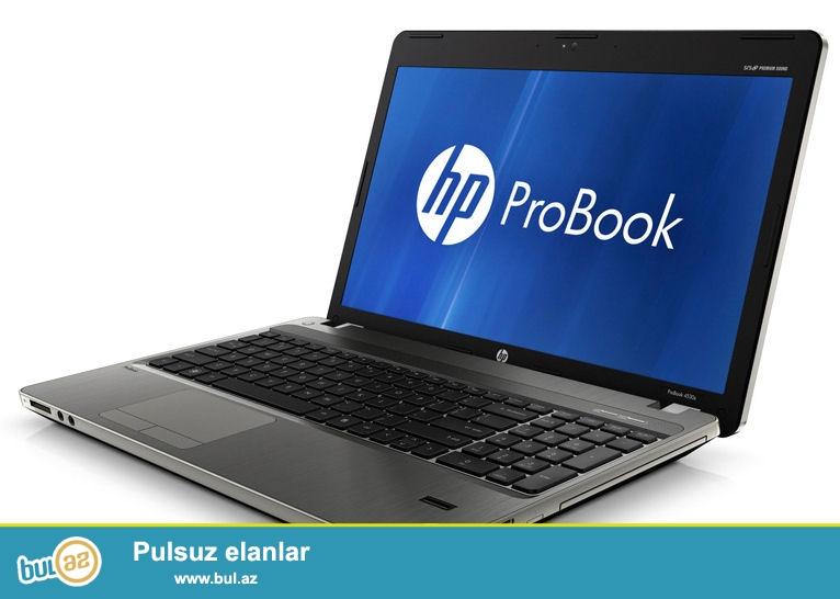 Hp ProBook 4530s<br /> Az işlenmiş İdeal veziyyetdedi Hec bir problemi yoxdu işlemeyine soz ola bilmez...