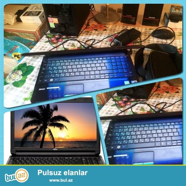 Fujitsu Lifebook-AH 530<br /> Pro:i5 430M 2.67GHz<br /> Ram:6GB<br /> Vga:2GB Intel<br /> Vga:2GB Radeon<br /> Hdd:500GB<br /> Screen:15...