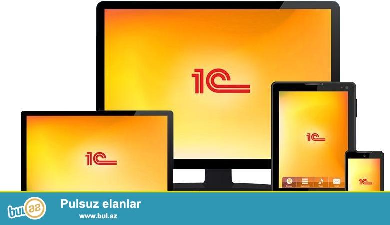 Mühasibat uçotu 1C 8.0, 8.2 ,8.3, 7.7 proqramı Azərbaycan və Rus dilində 050 330 40 86 cəmi 20 manata...