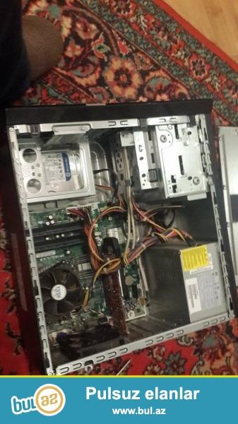 cor 2 duo mikroproçestor<br /> 4 ram<br /> 2 videokart<br />