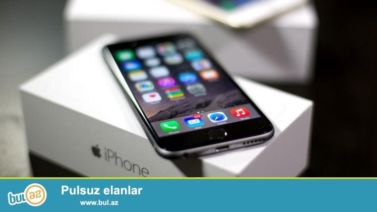 Oz karobkasinda yeni 6,16 gb ayfon satilir. Telefon yeni xaricden getirilib, original. Barter yoxdur