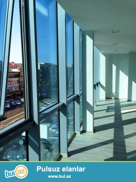 Сдаются офисные помещения в новом бизнес центре по пр...