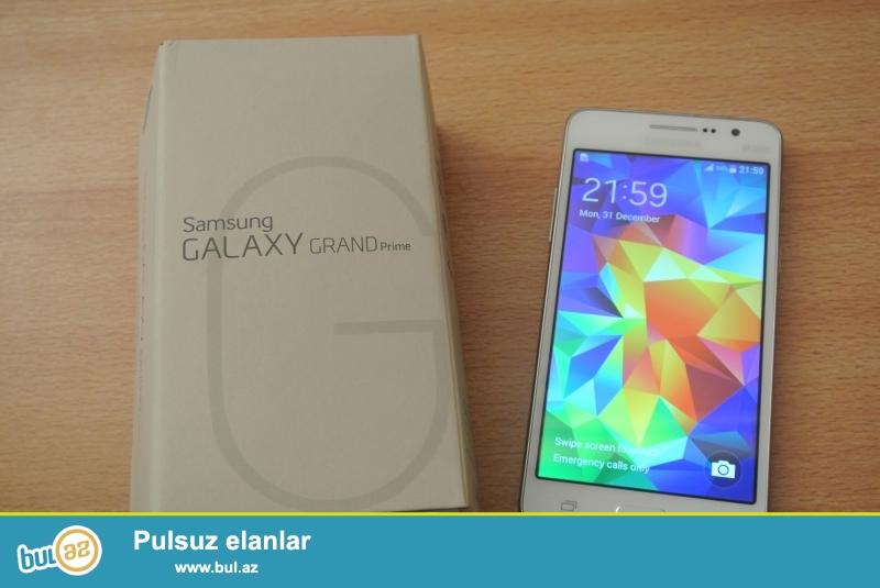 Samsung Grand Prime.Gold.Telefon ustada olmayıb . Qırağlarında cızığı və itkisi yoxdur  ...