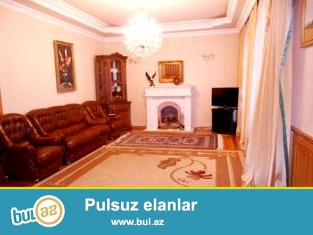 **РУФАТ*АЙНУР** Genclik metrosu, Ataturk prospektinde 4 sotun icerisinde 2 mertebeli  villa kirayeye verilir...