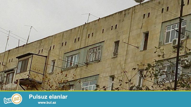 7 ci Mikrorayonda Ankara şadliq evi yaxınlığında Eksperimental layihəli daş binada 2 otaqlı yaxşı təmirli mənzil satılır...
