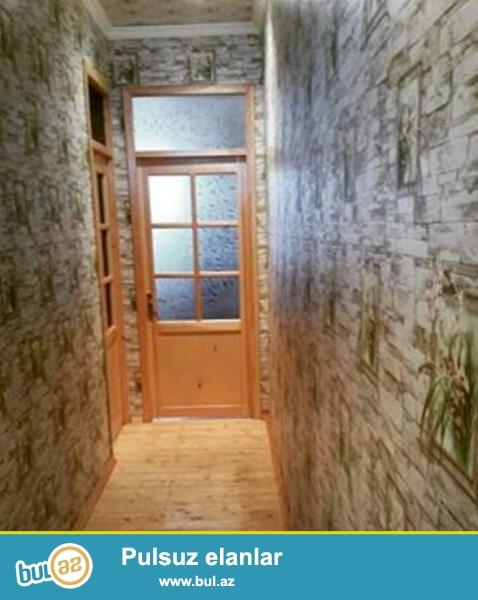 """tecili xirdalanda \""""Avropa qapilari\""""  na yaxin 50 kv metrlik 2 otaqli ela temirli heyet evi..."""