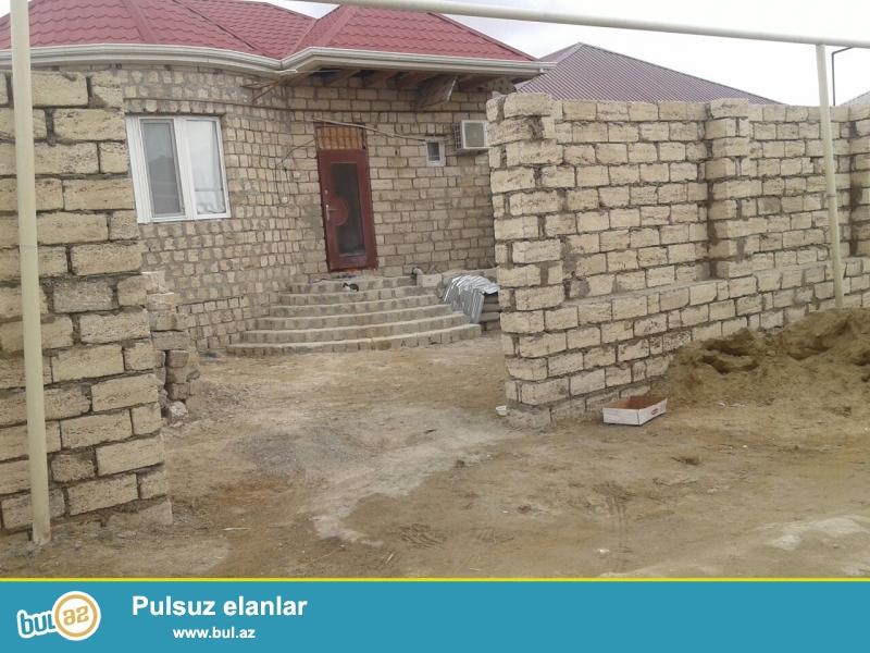 Sabunçu rayonu Şuşa Ramana 2 sot torpaq sahəsində 7 daş kürsülü,ümumi sahəsi 80 kv...