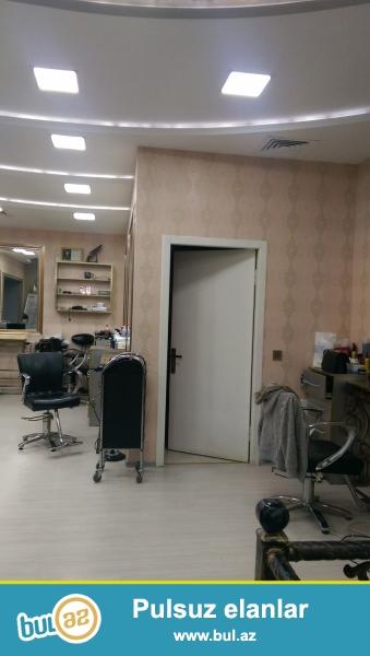 AHU Beauty Gallery gözəllik salonunda yerləşən otaq kirayə verilir...