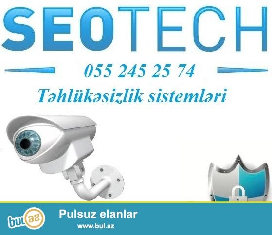 Musahide CCTV kameralar<br /> <br /> Tehlukesizlik kamerasi (CCTV) - Muasir tehlukesizlik – nezaret sistemleri arasinda neinki en cox istifade edilen, hemcinin ish ve ya evi nezaretde saxlamagin en uygun ve effektiv usulu hesab edilir...