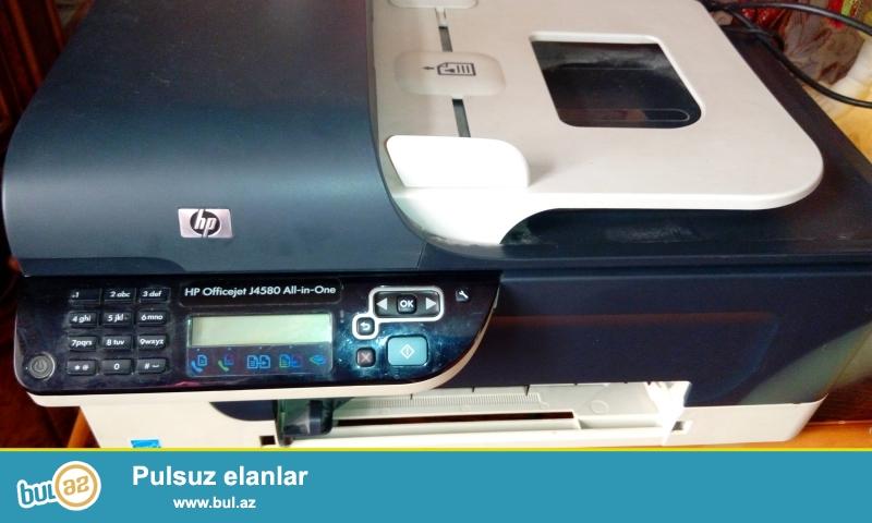 Printer Skayner Faks 3ü birinde satilir  Ev ucun alinmisdi tezedir 2-3defe islenib...