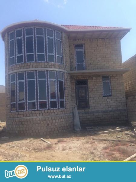 Zabratda yola yaxın ərazidə 4 sotun içərisində yerləşən 6 otaqlı ev təcili satılır...