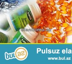 POLİEN<br /> Tərkibi: Biomühəndislik yolu ilə emal edilmiş balıq yağı,çay tikanı yağı,E vitamini,limon turşusu və s...