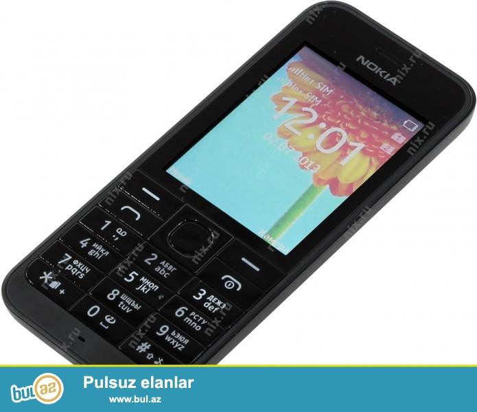 Nokia 220 Telefonu Satiram Hec Bir Prablemi Yoxdu. Seneti Yoxdu...