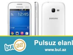 Samsung galaxy star plus gt-s7262 <br />\r\n1cə problemi var : pLatası yanıb...