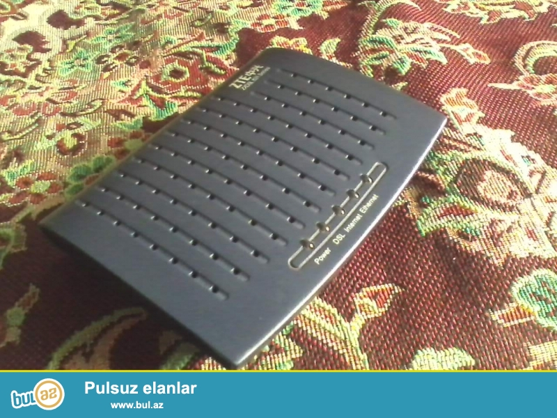 ADSL Modem WIFI-siz\r\nT-Link\r\nD-Link\r\nZitef\r\nyaxshi veziyyetdirler,