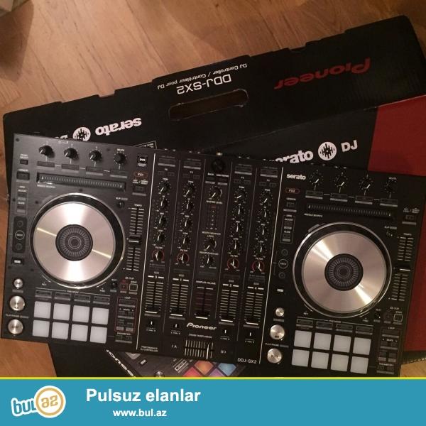 Promo! Promo !! Promo !!!<br /> <br /> 5 dənə 2 pulsuz almaq al!<br /> <br /> <br /> NEW Pioneer DDJ-SX2 Digital Performance DJ Controller<br /> <br /> Item Çəki 16...