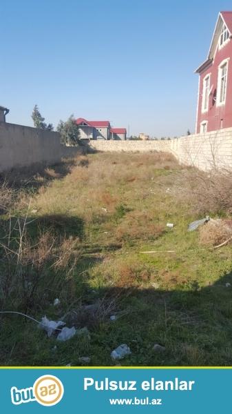 Для очень для солидных клиентов ! В поселке  Мардакан , в  100 метрах  от новой дороги , рядом с *Далга Бич*  продается  полностью приватизированный земельный участок , площадью  10 сот ...