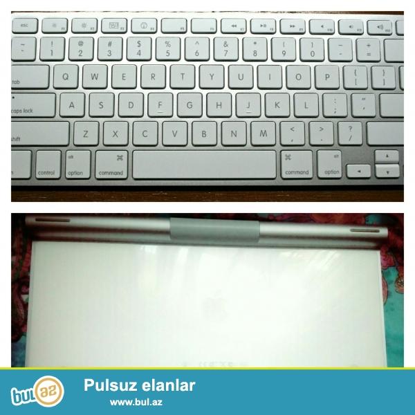 Apple bluetooth klaviatura satılır. Full vəziyyətdədir...